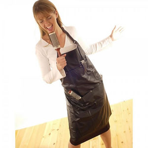 Hair Tools PVC Tint Apron With Pockets
