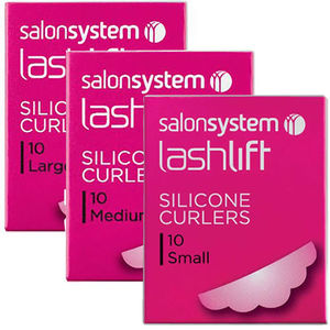 Salon System Lashlift Silicone Curlers
