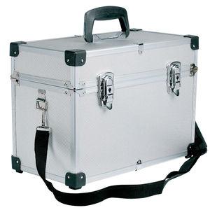 Sibel Compact Aluminium Vanity Case