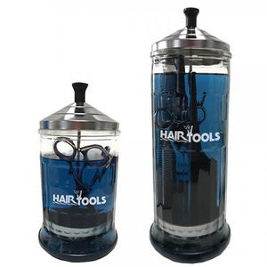 Hair Tools Glass Sterilising Jar