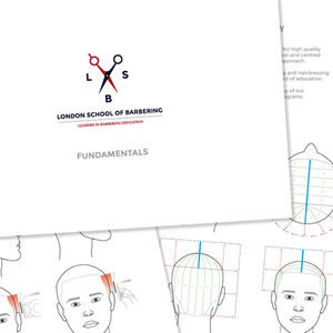 London School of Barbering Fundamentals Booklet