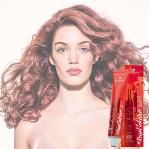 Schwarzkopf Professional IGORA ROYAL #RoyalTakeOver Dusted Rouge