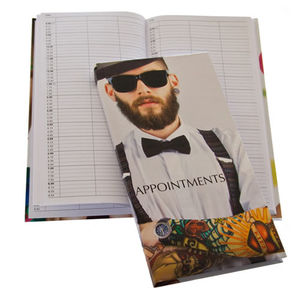 Quirepale Barber Appointment Book
