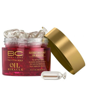 Schwarzkopf BC Oil Miracle Refined Brazilnut Oil Booster