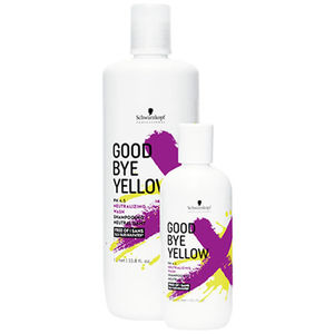 Schwarzkopf Professional Goodbye Yellow Shampoo