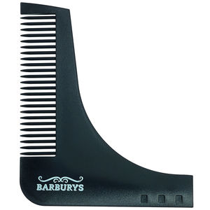 Barburys Barberang Beard Shaping Comb