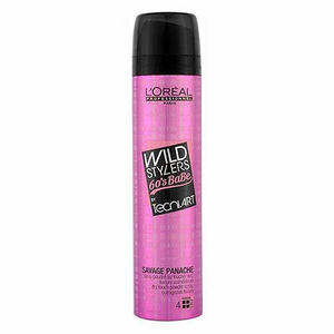 L'Oreal Professionnel tecni art Wild Stylers 60's Babe Savage Panache Dry Touch Powder Spray