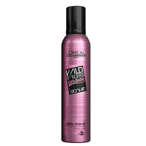 L'Oreal Professionnel tecni art Wild Stylers 60's Babe Rebel Push Up Mousse