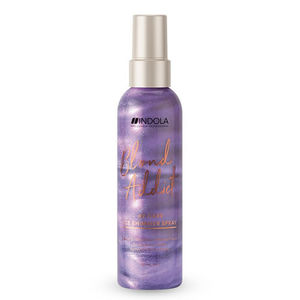 Indola Blond Addict Ice Shimmer Spray