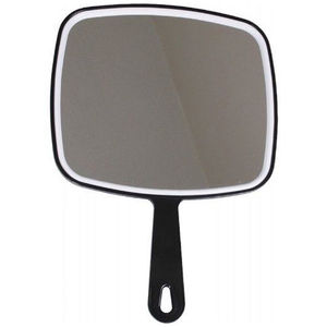 DMI One-Handed Black Styling Mirror