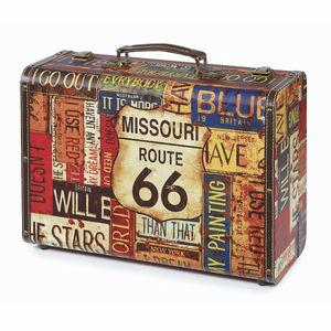 Sibel Route 66 Vintage Case