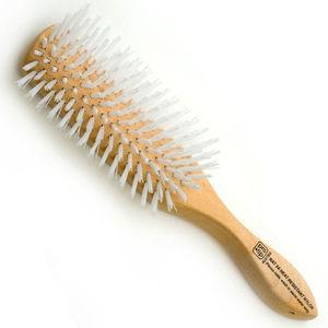 Pro-Tip Light Wood 8-Row Styling Brush