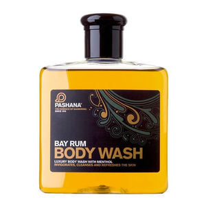 Pashana Bay Rum Body Wash