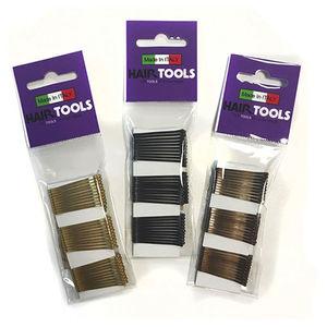 "Hair Tools Short (1.5"") Waved Hair Grips (x50)"