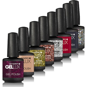 Salon System Gellux Gel Polish Modern Goddess Collection