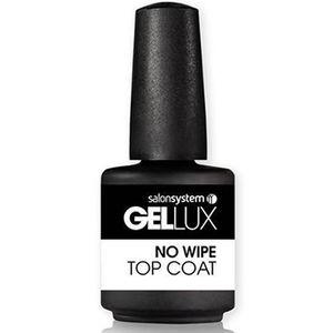 Salon System Gellux No Wipe Top Coat