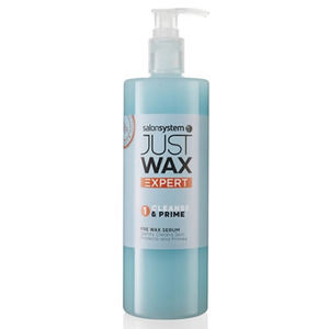 Salon System Just Wax Expert Cleanse & Prime