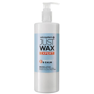 Salon System Just Wax Expert Protect & Calm