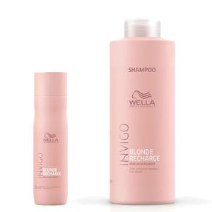 Wella Professionals INVIGO Blonde Recharge Shampoo