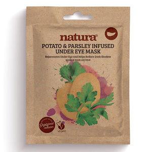 Natura POTATO & PARSLEY Infused Under Eye Mask