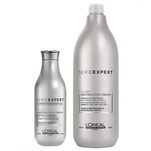 L'Oréal Professionnel série expert SILVER Neutralising Cream Conditioner