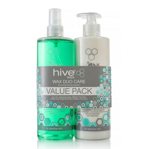 Hive Wax Duo Care Value Pack