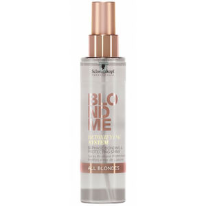 Schwarzkopf BLONDME Detoxifying System Bi-Phase Bonding & Protecting Spray