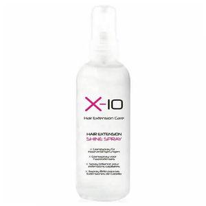 X-10 Hair Extension Shine Spray