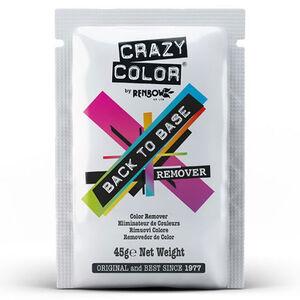 Crazy Color Back to Base Colour Remover