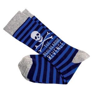 The Bluebeards Revenge Skull Socks