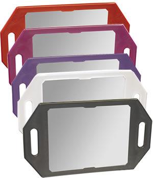 Kodo Two-Handed Back Mirror