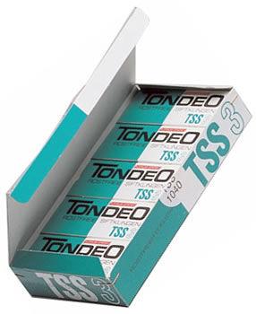 Tondeo TSS 3 Blades