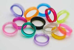 Finger-Ring Inserts (Pair)