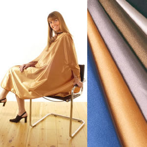 Hair Tools Satin Hairdressing Gown