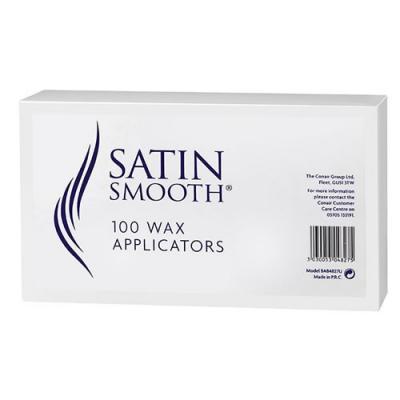 Satin Smooth Wax Applicators