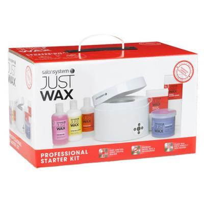 Salon System Just Wax Professional Starter Kit