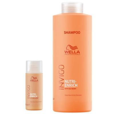Wella Professionals INVIGO Nutri-Enrich Shampoo