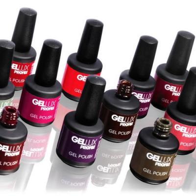 Salon System Gellux Profile Gel Polish Core Range