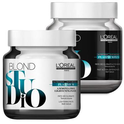 L'Oreal Professionnel Blond Studio Platinium Lightening Paste