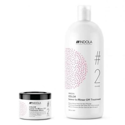 Indola Innova Color Leave-In/Rinse-Off Treatment Mask