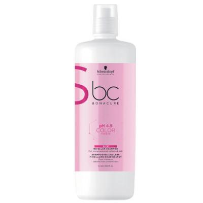Schwarzkopf BC Bonacure pH 4.5 Color Freeze Micellar Rich Shampoo