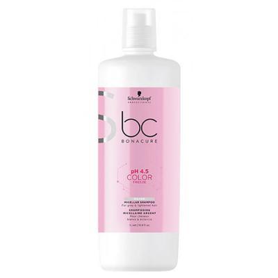 Schwarzkopf BC Bonacure pH 4.5 Color Freeze Silver Shampoo