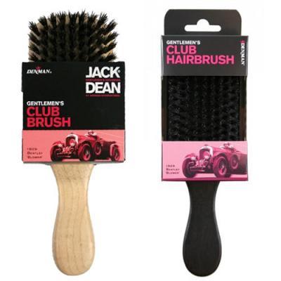 Jack Dean Club Brushes