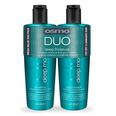 Osmo Duo Deep Moisture Twin Pack