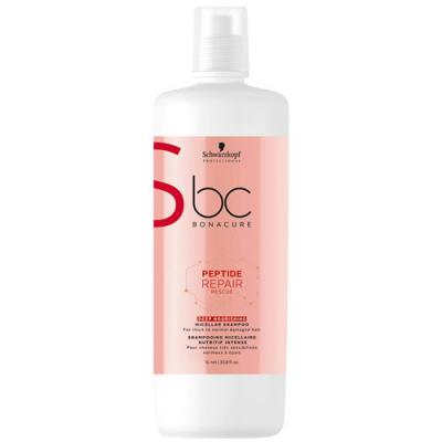 Schwarzkopf BC Bonacure Peptide Repair Rescue Deep Nourishing Shampoo