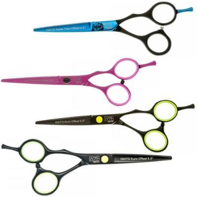 Haito Coloured Offset Scissors
