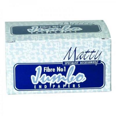 Matty Fibre No. 1 Jumbo End Papers