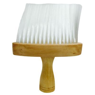 CoolBlades Wooden Neck Brush