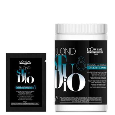 L'Oreal Professionnel Blond Studio Multi-Techniques Lightening Powder