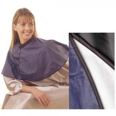 Hair Tools PVC Shoulder Cape